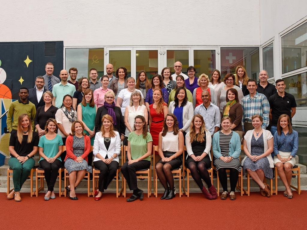 ICSV Staff 2015-2016